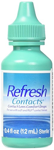 Allergan Rfrsh Contcts Size .4 Oz (Pack of 3)