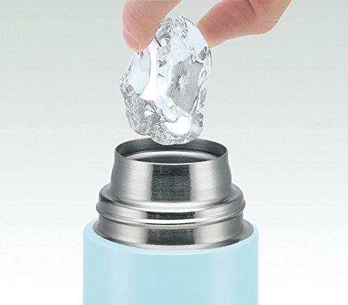 SKATER Stainless steel steel steel Water Bottle for Direct drinking (580ml)
