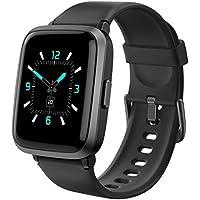 AIKELA Smartwatch,Relojes Inteligentes Mujer Hombre,Deporte Reloj de Fitness con…