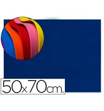 Eva-Liderpapel gomma 50 x 70 cm 60 g//mq spessore 1,5 mm grigio