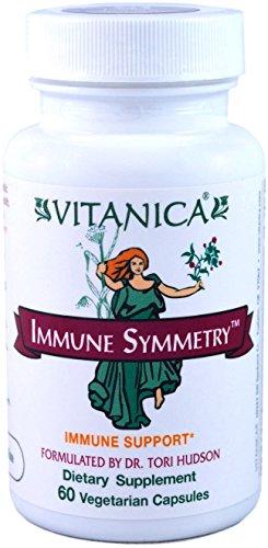 Vitanica - Immune Symmetry - Immune Support - 60 Vegetarian Capsules