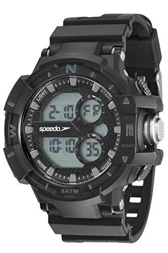 Relógio Digital Speedo, 81093G0EVNP6, Masculino