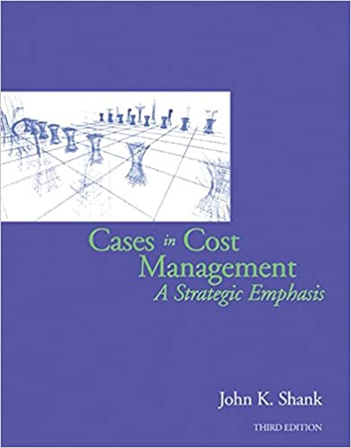 Amazon cases in cost management a strategic emphasis amazon cases in cost management a strategic emphasis 9780324311167 john k shank books fandeluxe Gallery
