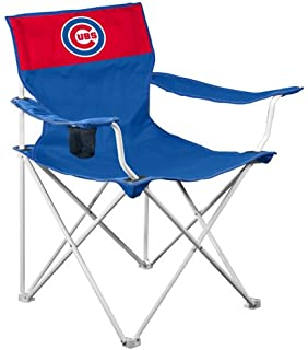 MLB Chicago Cubs Canvas Chair