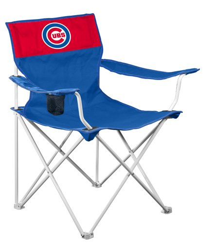MLB Chicago Cubs Canvas Chair (Mlb Arm Chairs)