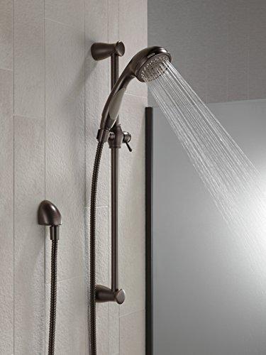 Delta Faucet 57014-RB Slide Bar Hand Shower, Venetian Bronze