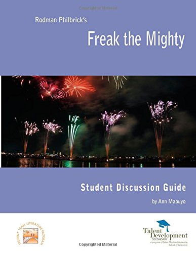 a literary analysis of freak the mighty by rodman philbrick Review: freak the mighty by rodman philbrick  i have thought much more about the literary techniques the best authors use  in the case of freak the mighty,.
