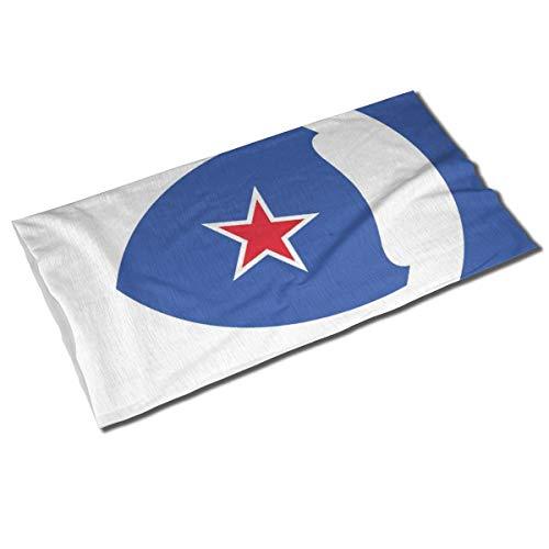 USA State Flag Headband Bandanas Variety Neck Gaiters For Sweatband