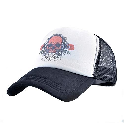 1454bd39834b1 Amazon.com : LZTY Baseball Cap Printed Mesh Baseball Cap Men Summer ...