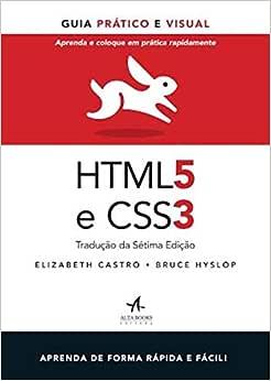 HTML5 e CSS3: Guia Prático e Visual - 9788576088035