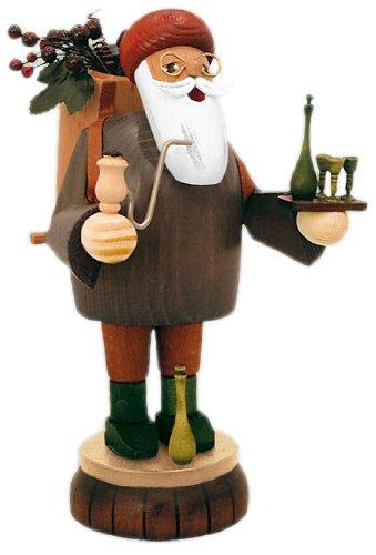 KWO Olbernhau 21027 Räuchermännchen Weinhändler, 19 cm B000WZ3XAC Zierschmuck Zierschmuck Zierschmuck 768273
