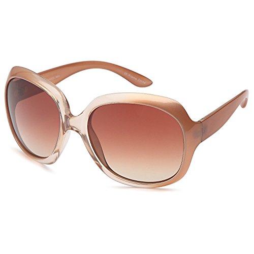 CATWALK Mashadies UV400 Oversize Polarized Sunglasses for Women – Choose Your - Of Pair Sunglasses Good