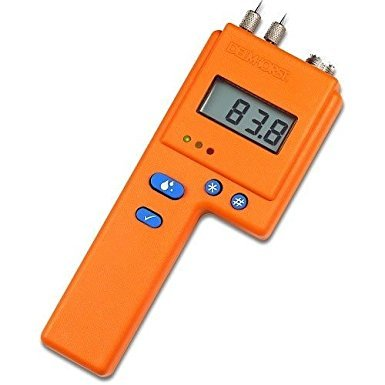 Home+Inspector Products : Delmhorst BD-2100 6% to 40% Digital Pin Wood and Sheetrock Moisture Meter