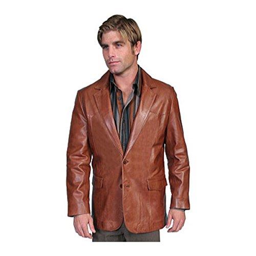 [スカーリー] メンズ ジャケット&ブルゾン Lambskin Blazer 501 [並行輸入品] B07DHJCL6T 44