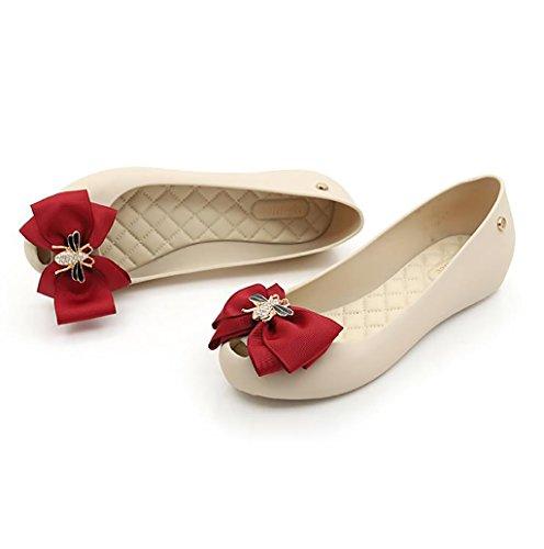 la Zapatos Las Mujeres la Baja Boca de del Playa Planos A Impermeables Zapatos de de Antideslizantes Y5axqwX1U0