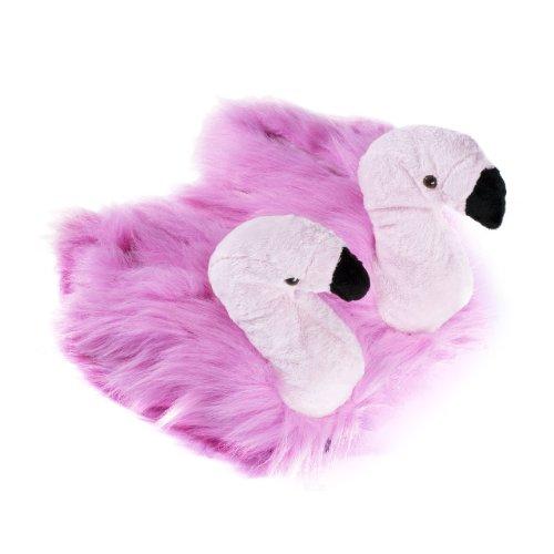 Animal - Zapatillas de estar por casa para mujer Rosa rosa TWrUWnQX