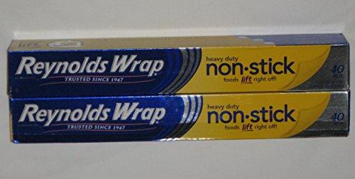 Reynolds Wrap Non stick Aluminum 2 pack