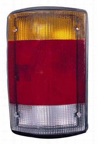 DEPO 331-1932L-US Replacement Driver Side Tail Light Assembly (This product is an aftermarket product. It is not created…