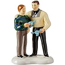 Department 56 Snow Village National Lampoon's Christmas Vacation Moose Mug Toast Accessory Figurine