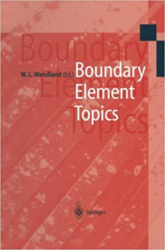 Boundary Element Topics: Proceedings of the Final Conference of the Priority Research Programme Boundary Element Methods 1989-1995 of the German Research Foundation October 2-4, 1995 in Stuttgart