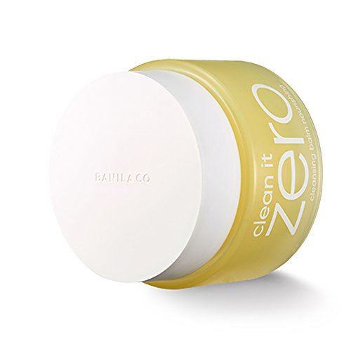 BANILA CO NEW Clean It Zero Nourishing Cleansing Balm Makeup Remover & Face Cleanser, Balm to Oil, Double Cleanse, Face Wash, Dry Skin, 100ml