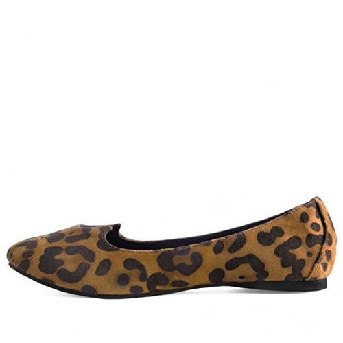 Sophistakitty k De Appartements Shoes Multicouleur Femme Léopard T La u IOwFqxxR