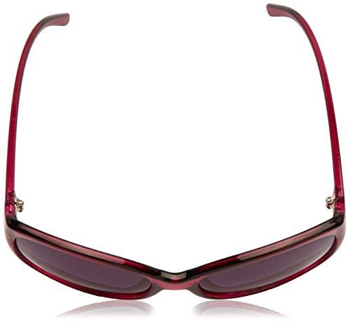 Sunoptic - Lunettes de Soleil Femme Rouge - Rouge