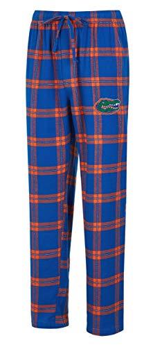 Concepts Sport University of Florida Gators Men's Pajama Pants Plaid Pajama Bottoms ()