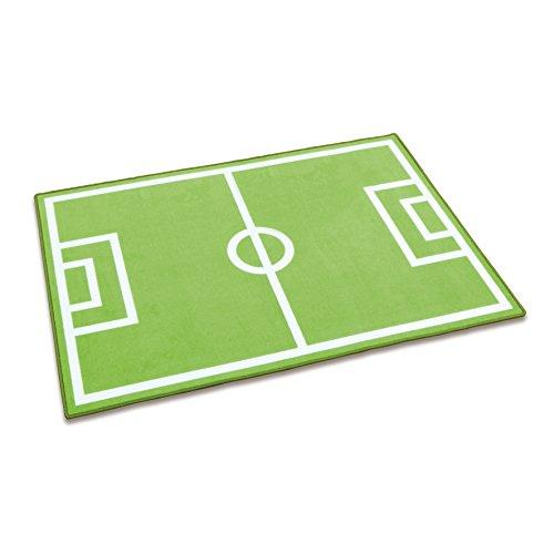 Erzi Teppich Fußball, Spielteppich, Spielmatte