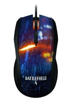 Razer Battlefield 4 Razer Taipan Gaming-Maus, für Links- und Linkshänder, Farbe: Battlefield 4 PC, PC