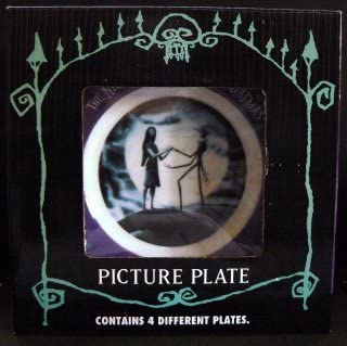 Nightmare Popular Max 82% OFF products Before PLATES Christmas~PICTURE