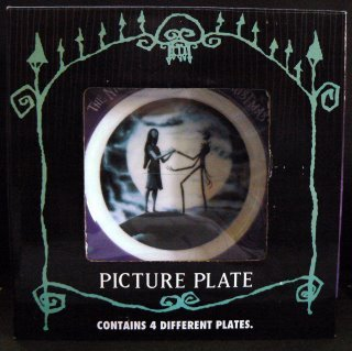 Nightmare Before Christmas~PICTURE PLATES by JUN Planning co.
