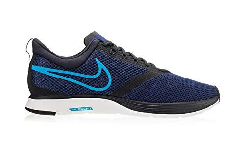 blue Strike obsidian Zoom Multicolore Glow Homme black 001 Nike Sneakers deep Royal Basses Blue 4xA5qC0w