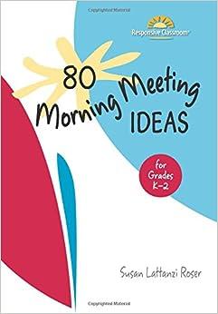 :VERIFIED: 80 Morning Meeting Ideas For Grades K-2. Descarga Recta Units federal bajas