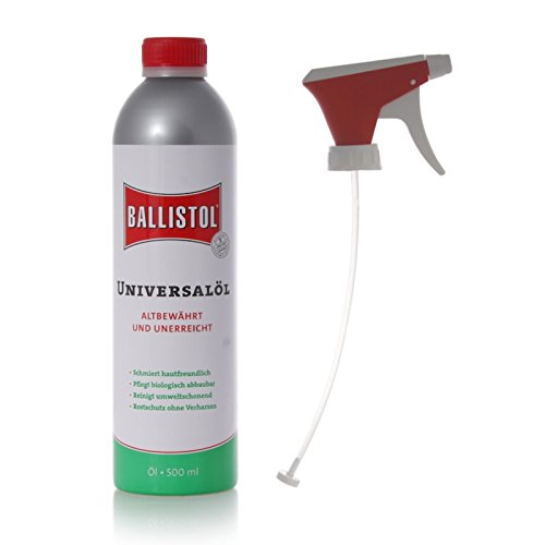 Ballistol Universal Oil, 500 ml by Ballistol