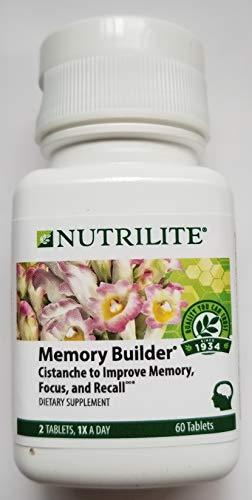 Nutrilite Memory Builder Dietary Supplement, 60 Tablets