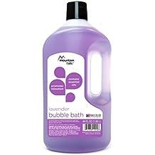 Mountain Falls Bubble Bath with Essential Oils, Lavender, 64 Fluid Ounce