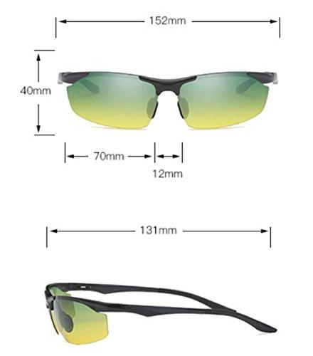 C MSNHMU Para De Gafas Sol Al Libre Aire Hombre Viaje De qvTaqnpr
