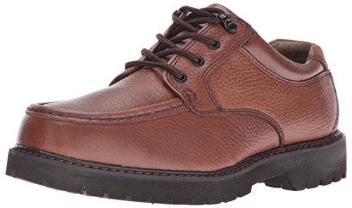 Fusion Moc Toe (Dockers Men's Glacier Moc Toe Oxford,Dark Tan,11 M)