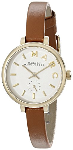 Marc by Marc Jacobs Women's MBM1351 Analog Display Quartz Brown Watch