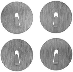 extra stark f/ür den allt/äglichen Gebrauch Magnethaken MINI-SPOT /Ø 4cm verschieden Farben Farben:orange 4er Set