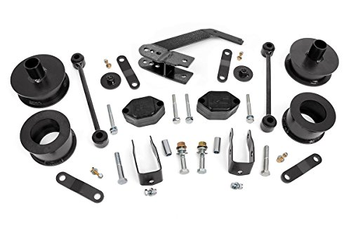 Rough Country - 635 - 2.5-inch Series II Suspension Lift Kit (Lift Kit 2014 Jeep Wrangler compare prices)
