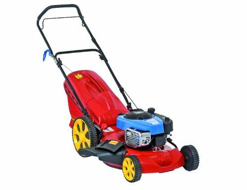 WOLF-Garten 11A-129J650 Benzin-Rasenmäher, 48 cm Blue Power 48 HW