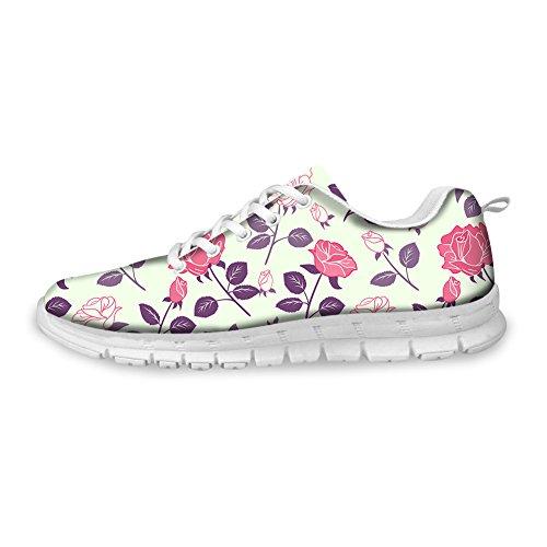 CHAQLIN CC94AQ Sport Outdoor Flat Running Women Sneakers Fashion Shoes rCxPwr7q