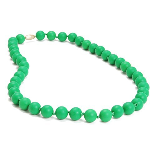 新しい Chewbeads Chewbeads Jane Necklace - Green - All Necklace [並行輸入品] Green B01K1UKCEM, 平田椅子製作所:81aaa3b2 --- clubavenue.eu