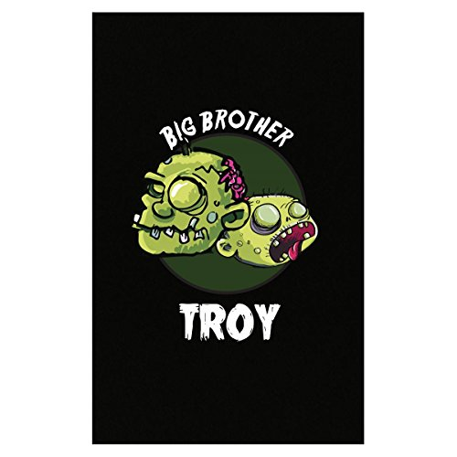 Prints Express Halloween Costume Troy Big Brother Funny Boys Personalized Gift - Poster -