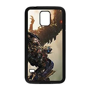 DASHUJUA Iron Man Design Pesonalized Creative Phone Case For Samsung Galaxy S5