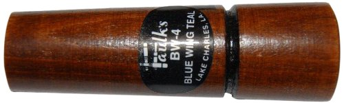 Faulk's Blue Wing Teal Call