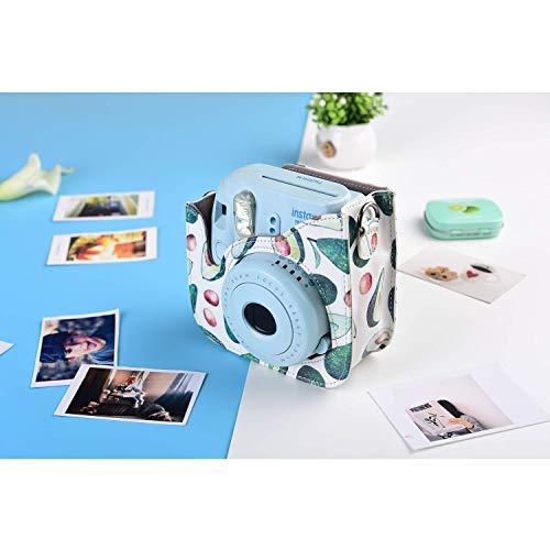 Katia - Funda para cámara Fujifilm Instax Mini 9 (Compatible con ...