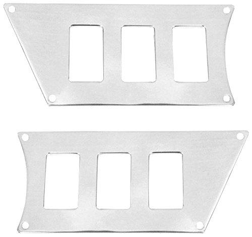 rzr 1000 switch plate - 6